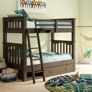 Compare Stella Twin Storage Bunk Bed By Grovelane Teen