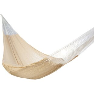 Lisa Double Tree Cream Hammock