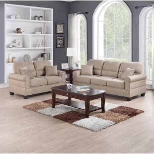 Jablonski 2 Piece Living Room Set