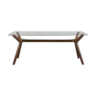 Nicholas Glass Dining Table