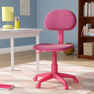 Jaleel Mid-Back Childrens Desk Chair by Viv + Rae