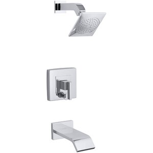Loure Rite-Temp Bath/Shower Trim Set