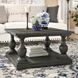 Order Travis Coffee Table by Darby Home Co Reviews (2019) & Buyer's Guide