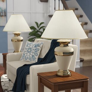 Rennie Metal 32 Table Lamp (Set of 2)