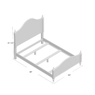 Inexpensive Reeves Panel Bed by Birch Lane™ Heritage Reviews (2019) & Buyer's Guide