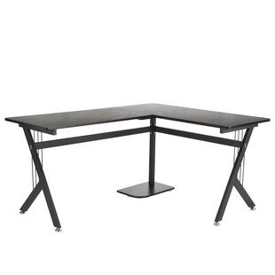 L-Shaped Desk HomCom