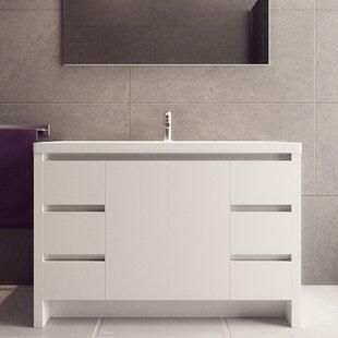 Ofelia 48 Single Bathroom Vanity Set By Orren Ellis