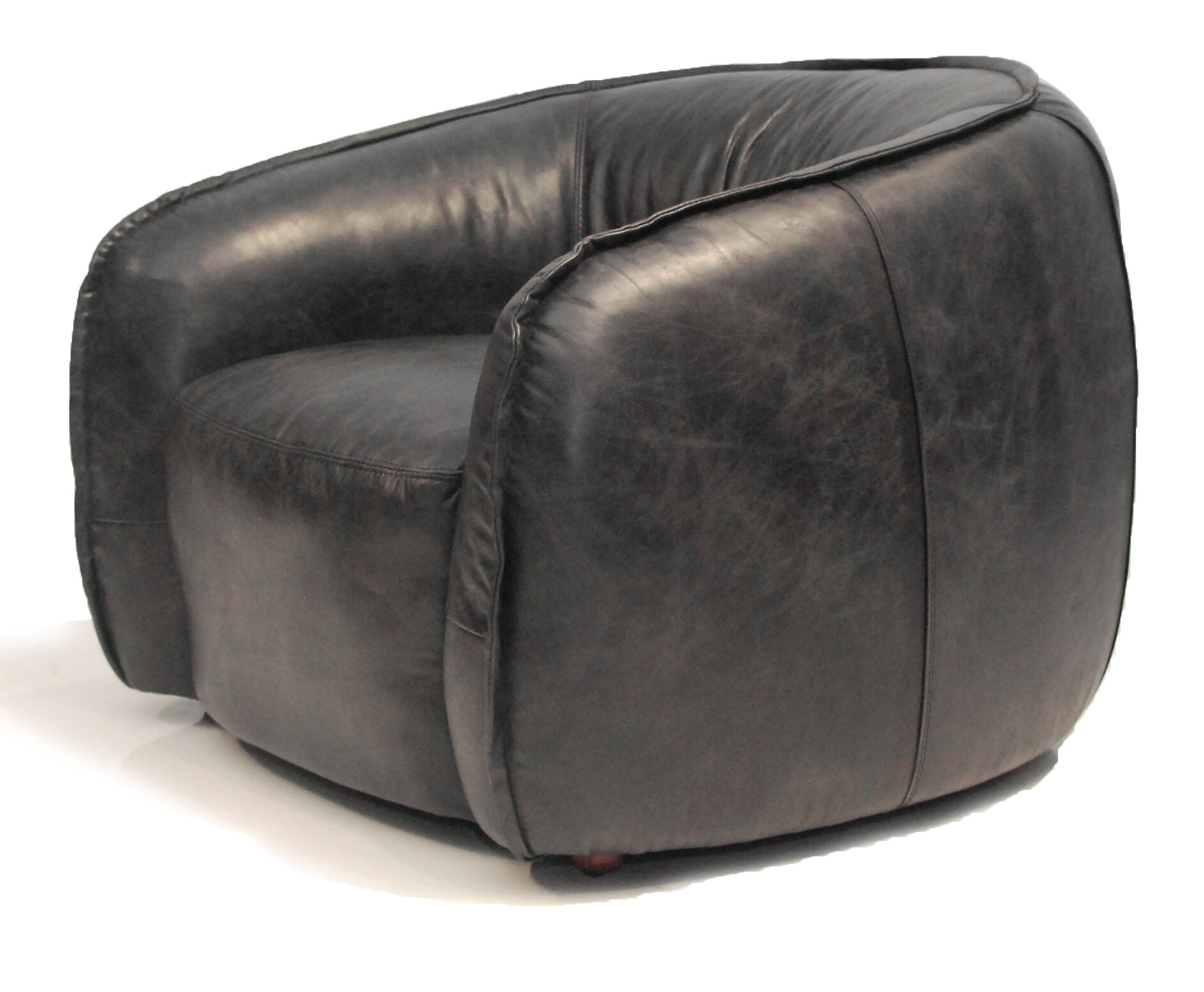 Picture of: Latitude Run Tanya Barrel Chair Wayfair
