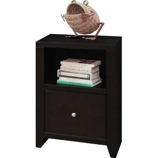 Garretson 1 Drawer Verticle Filing Cabinet by Darby Home Co