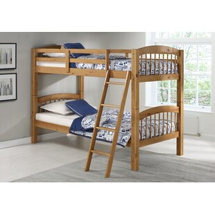 Bechtol Twin Bunk Bed by Harriet Bee
