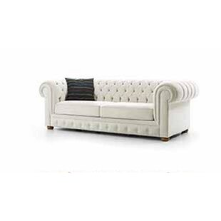 Aurelia Chesterfield Sofa by Darby Home Co 2019 Coupon