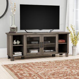 Low priced Wingert TV Stand for TVs up to 60 by Birch Lane™ Heritage Reviews (2019) & Buyer's Guide