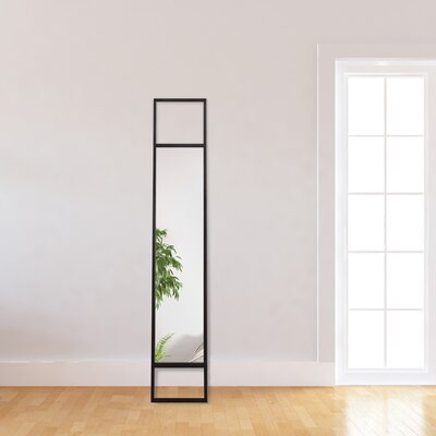 Black Large Amp Oversized Floor Mirrors You Ll Love In 2019