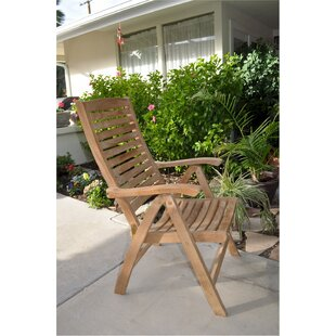 Carina Teak Patio Chair