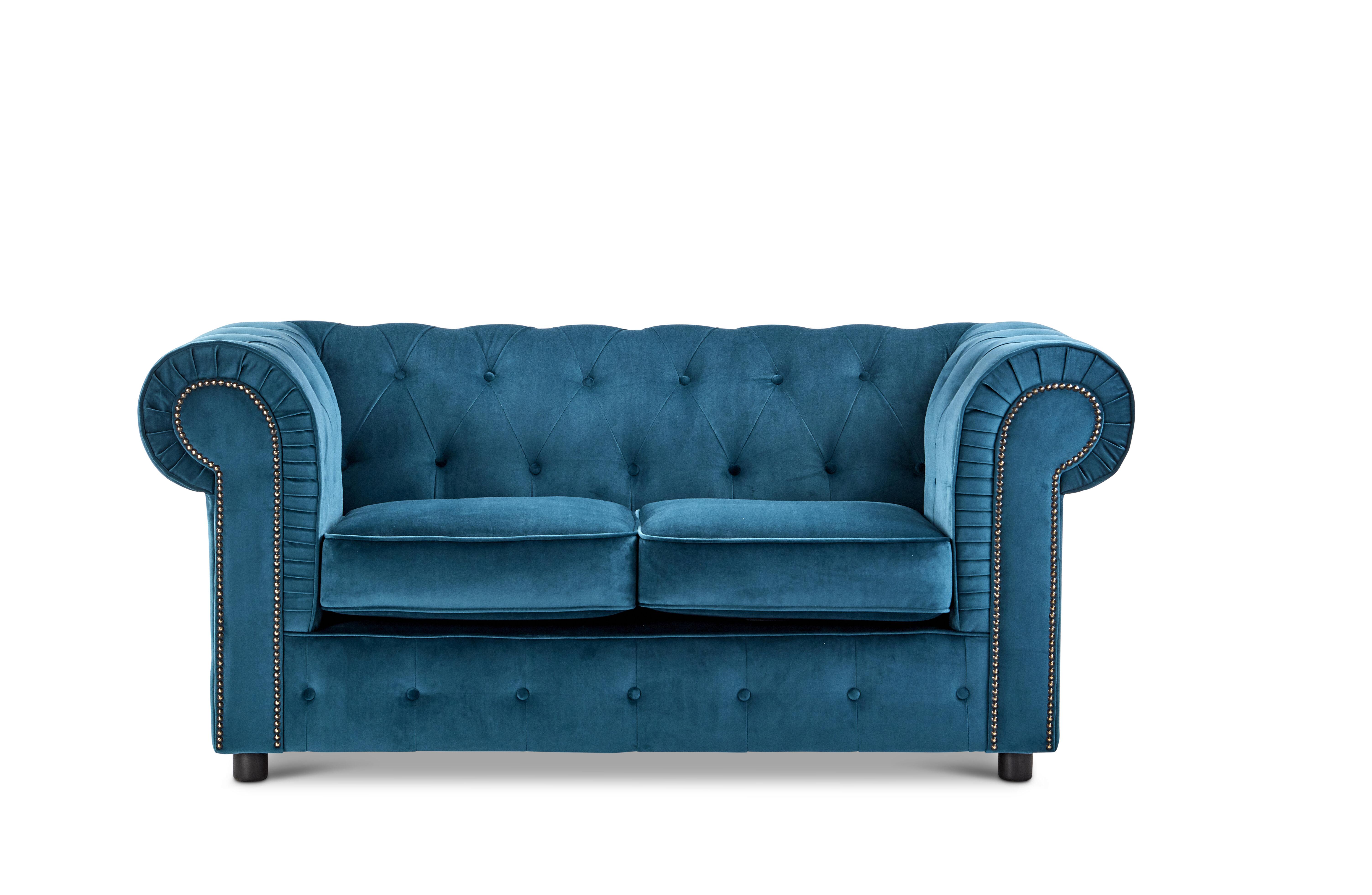 Willa Arlo Interiors Aaron 2 Seater Chesterfield Sofa Reviews Wayfair Co Uk