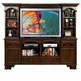 Vicknair Solid Wood Entertainment Center for TVs up to 88 by Darby Home Co