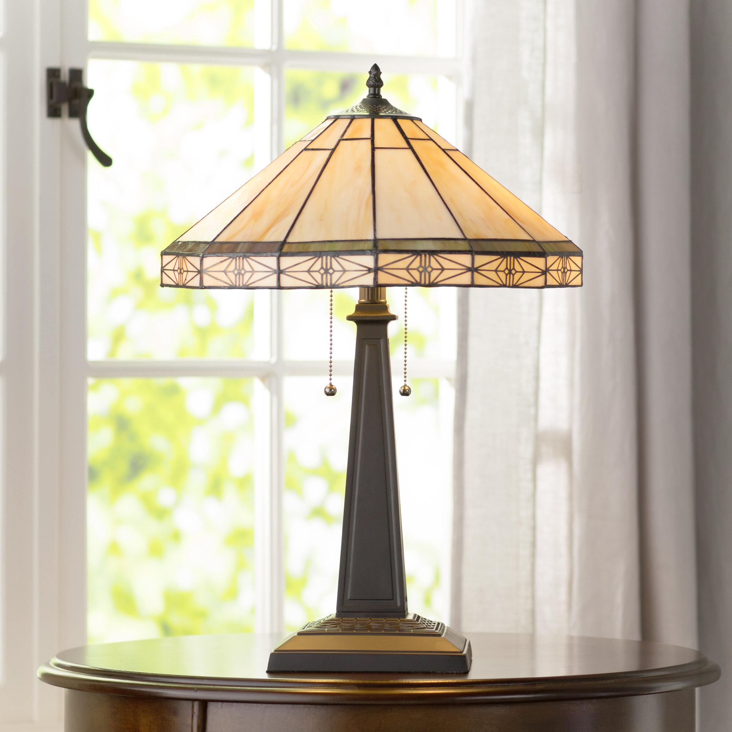 Astoria grand charlotte 22 6 table lamp reviews wayfair