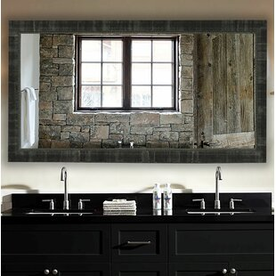 Best Reviews Pulido Bathroom/Vanity Mirror By Charlton Home
