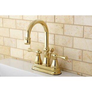 Centerset Bathroom Faucet ByKingston Brass