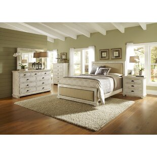 Castagnier Panel Configurable Bedroom Set by Lark Manor Savings