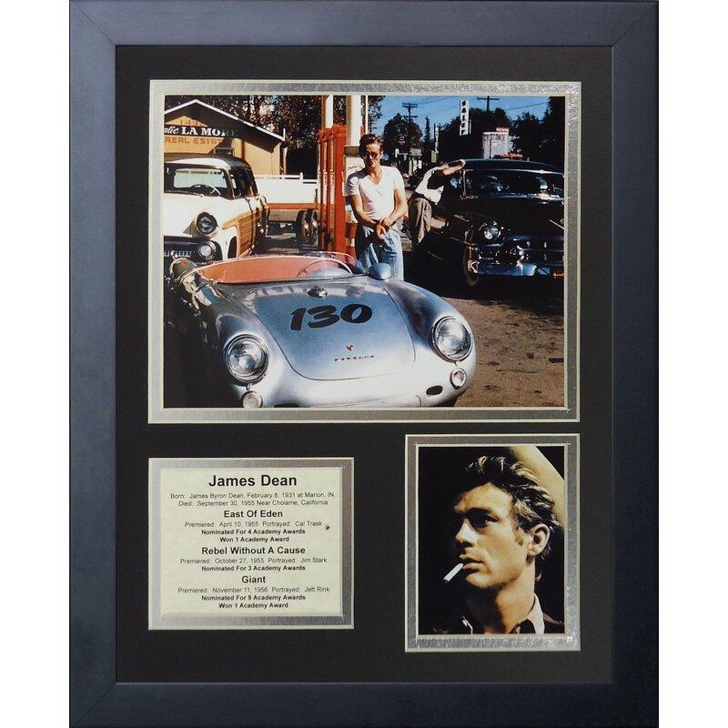 Great Vanity Decor James Dean Vintage Retro Celebrities Poster Art Print