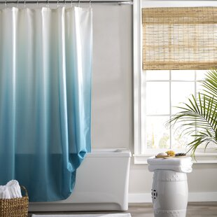 Halsted Spa Bath Single Shower Curtain
