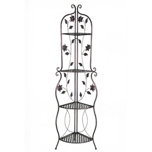 Essexville Lotus Steel Baker's Rack by Winston Porter