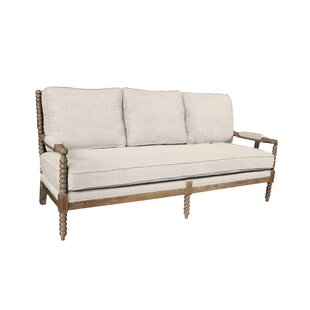 Linen Sofa One Allium Way