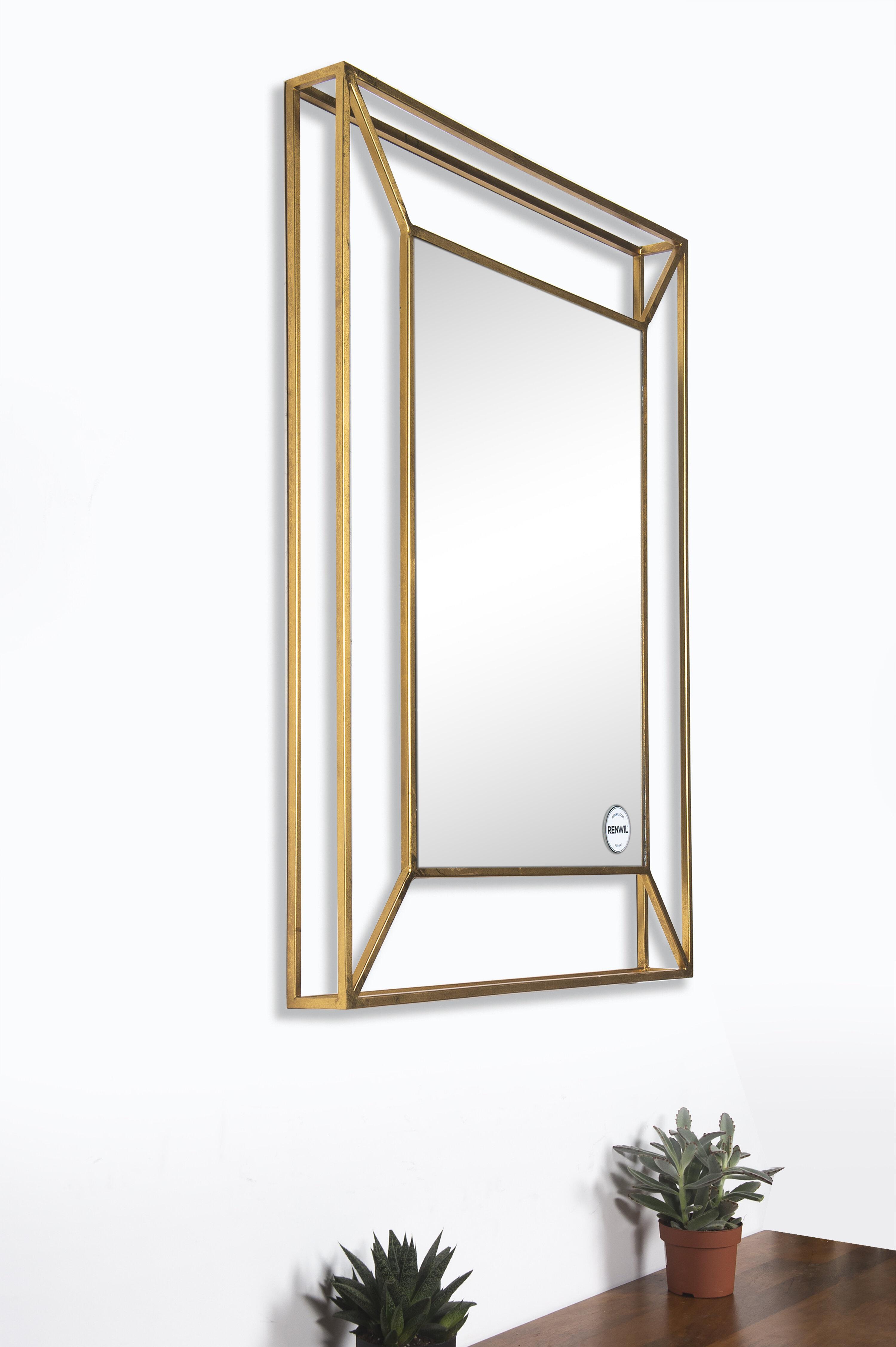 Mercer41 Lavigne Traditional Accent Mirror Reviews Wayfair