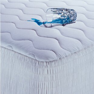 Polyester Waterproof Mattress Pad By Simmons Beautyrest