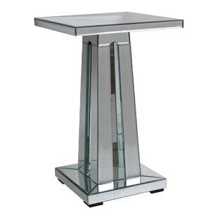 Compare Jeanette End Table by Orren Ellis