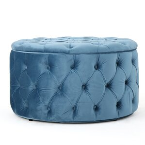 Donnay Ottoman by Home Loft Concepts