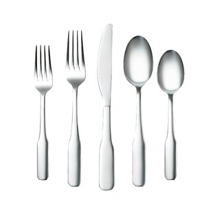 Coordinates Noah 20 Piece Flatware Set, Service for 4