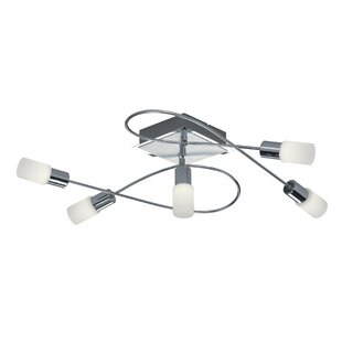 Order Abrianna 5-Light LED Directional & Spotlight By Orren Ellis