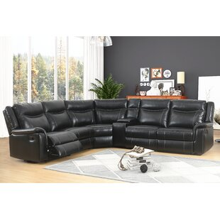 Shop Wiest Reclining Sectional by Latitude Run