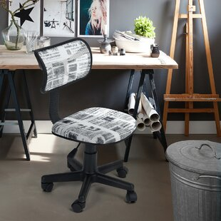 Tracie Mesh Task Chair by Symple Stuff Modern