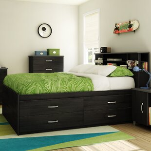 Lazer Captain Bed with Storage