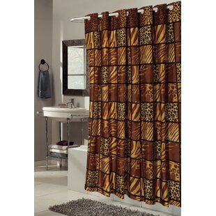 EZ-ON® Wild Encounters Single Shower Curtain
