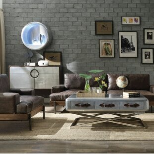 Pakswith 2 Piece Coffee Table Set