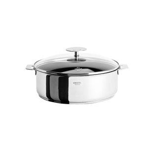 Casteline Nonstick Saute Pan with Lid