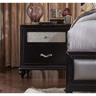 McManus 2 Drawer Nightstand by Rosdorf Park