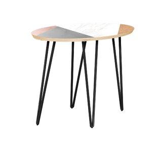 Compare Guiterrez End Table by Brayden Studio