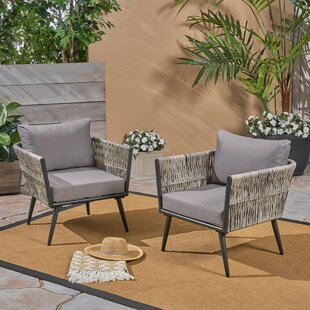 Giunta Patio Chair (Set of 2)