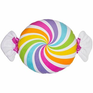 Hardrick Candy Swirl Pillow