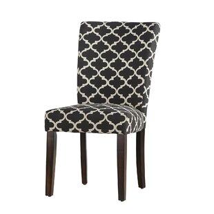 Genial Parsons Chair With Black Legs | Wayfair