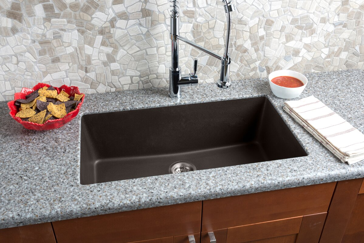 Large Bowl Kitchen Sink Hahn 33 x 185 granite extra large single bowl kitchen sink 33 x 185 granite extra large single bowl kitchen sink workwithnaturefo