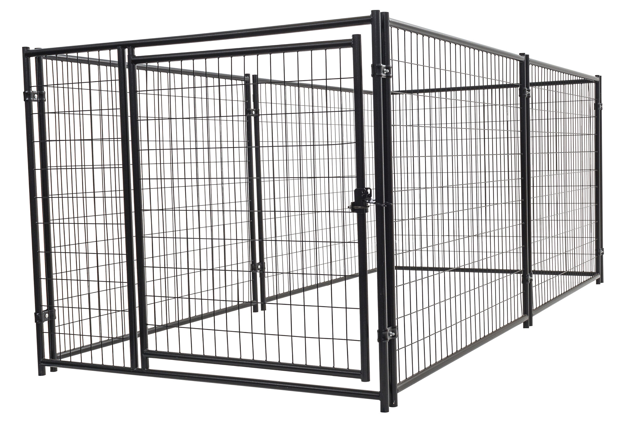 Tucker Murphy Pet Alina™ Steel Wire Yard Kennel & Reviews | Wayfair