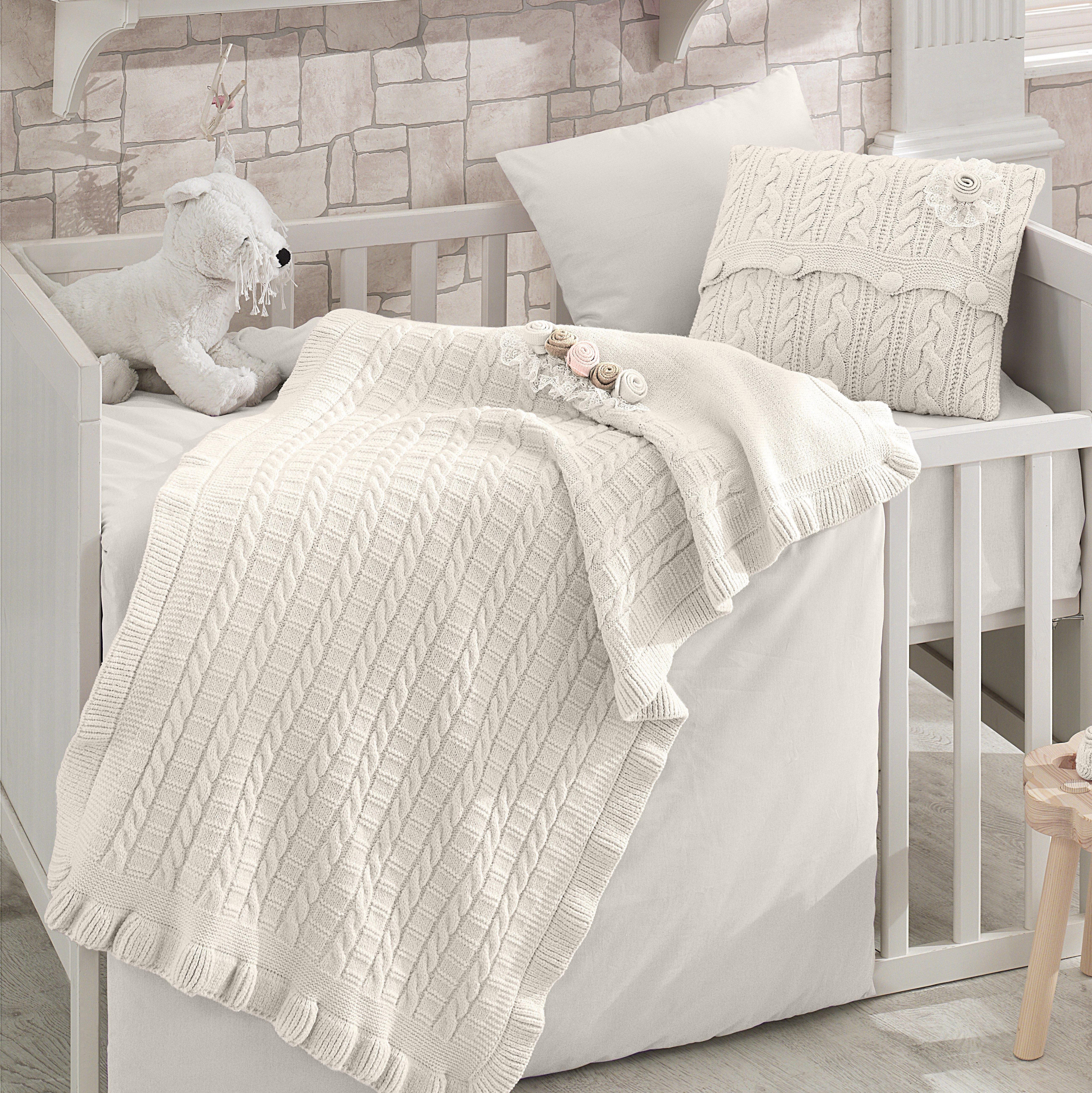 Greyleigh Olivera 6 Piece Crib Bedding