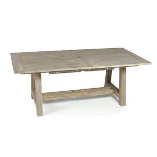 Earnest Extendable Teak Dining Table
