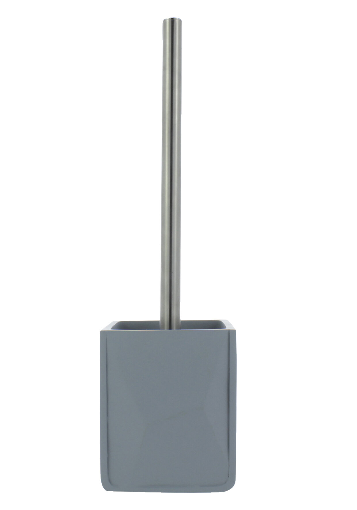 Differnz Graphic 15in H Free Standing Toilet Brush And Holder Wayfair